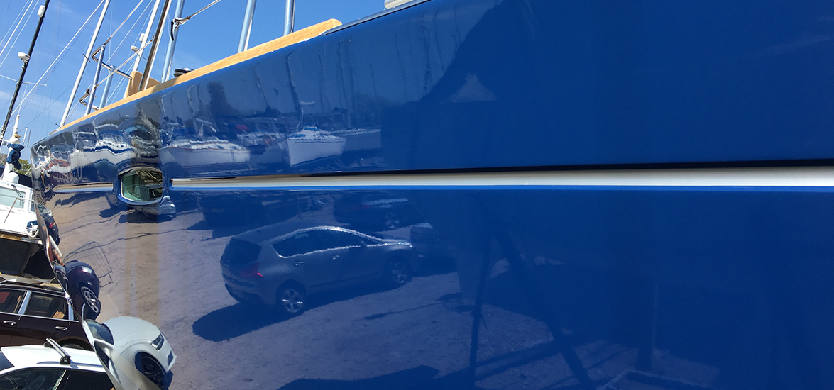 50′ YACHT TRANSFORMATION PROJECT